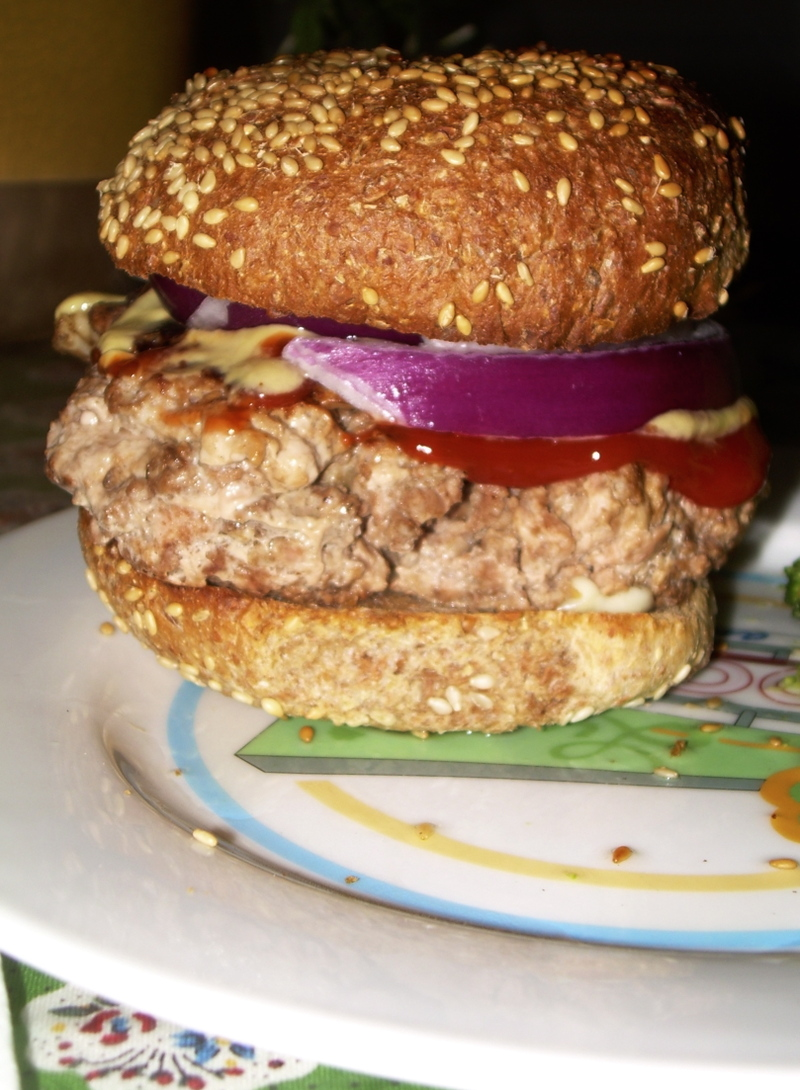 This turkey burger is the best turkey burger I have ever had. Better ...